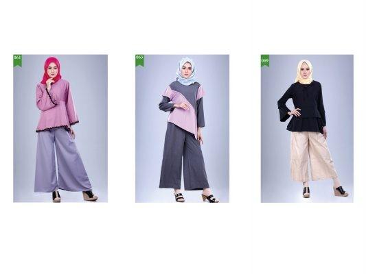 , Tampil Formal ke Kantor Dengan Busana Muslim, Garsel Shoes & Fashion