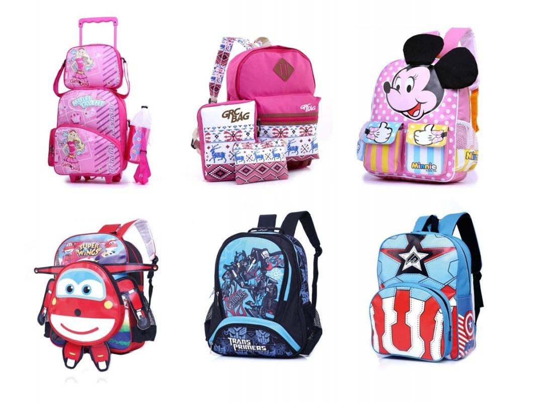, Tips Memilih dan Rekomendasi Tas Sekolah Anak, Garsel Shoes & Fashion