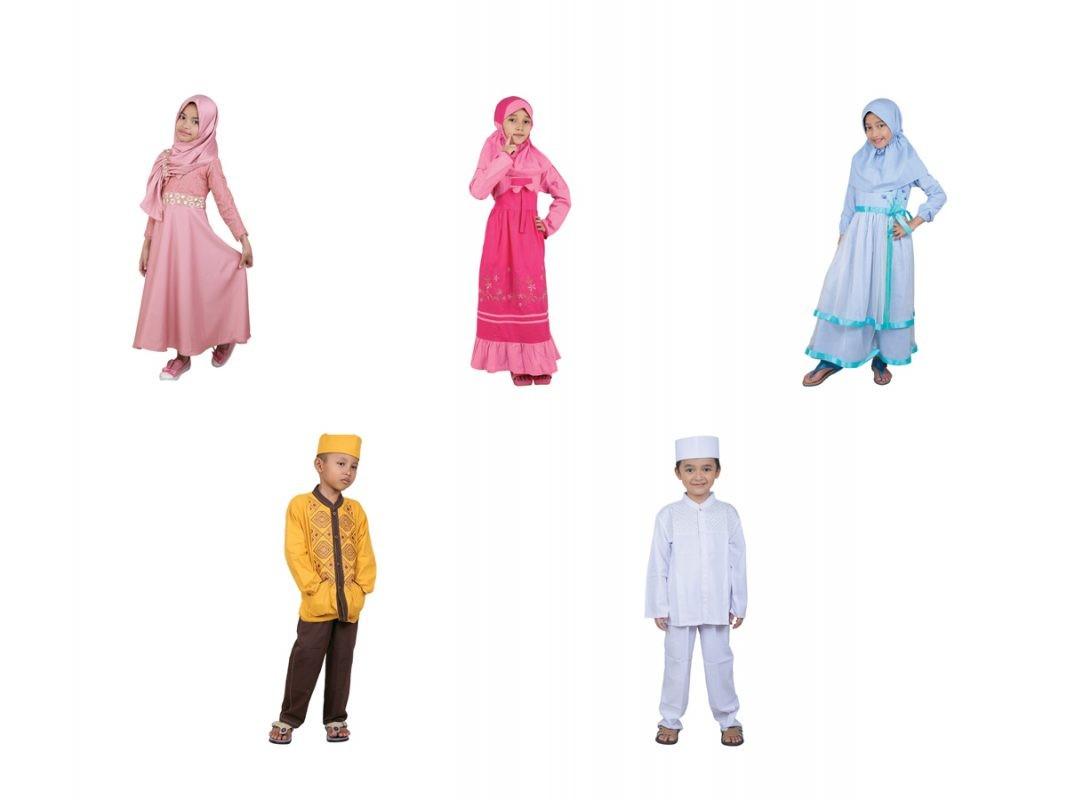 Tips Memilih Baju Muslim Anak Dari Garsel